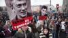 Politicianul Boris Nemţov, omagiat cu marşuri de comemorare la Moscova şi St. Petersburg