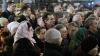 Creştinii ortodocşi marchează Ziua Sfintei Cruci - înjumătăţirea Postului