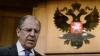 ATENŢIA Rusiei se îndreaptă asupra Moldovei. Serghei Lavrov face din deget