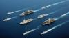 Revista presei: Nave militare au ajuns în Marea Neagră. Vor ţine piept atacurilor aeriene