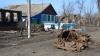 IMAGINI APOCALIPTICE. Cum arată un sat care a ajuns sub controlul separatiştilor din estul Ucrainei