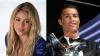 Ronaldo mai popular decât Shakira. În ce domeniu s-a stabilit topul