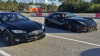 Tesla Model S se duelează cu Ferrari F12. Care maşină este mai rapidă (VIDEO)