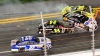 Accidente de proporții şi abandonuri în lanţ la Nascar Quicktrip 500 (VIDEO)