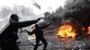 Pacea FRAGILĂ din Ucraina s-a rupt. Iar au început să fie ucişi militari