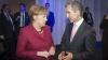 Iurie Leancă a avut o întrevedere cu Angela Merkel. Ce au discutat cei doi