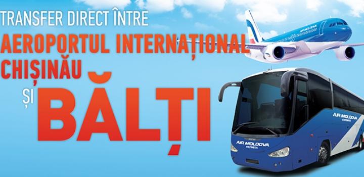 Air Moldova lansează un nou serviciu adițional