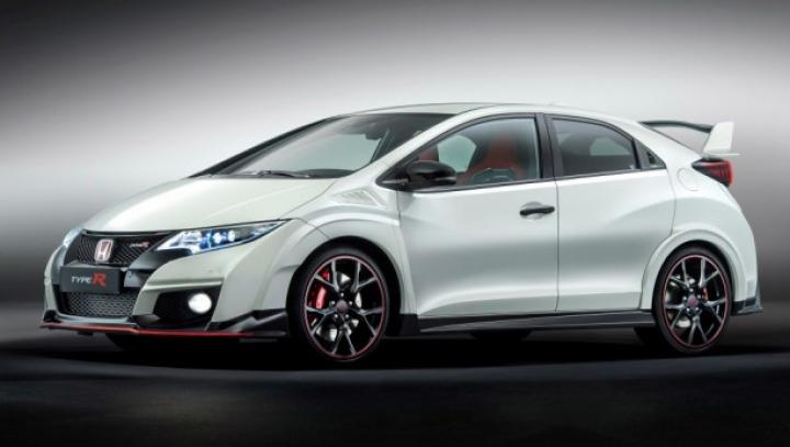 Noua generație Civic Type R a UIMIT vizitatorii Salonului Auto de la Geneva (FOTO/VIDEO)
