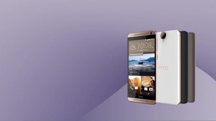 HTC One E9+ este cel mai nou telefon al taiwanezilor: Are un ecran mai bun ca One M9 (FOTO)