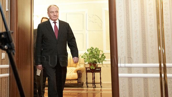 Preşedintele Nicolae Timofti, întrevedere cu secretarul adjunct de stat al SUA
