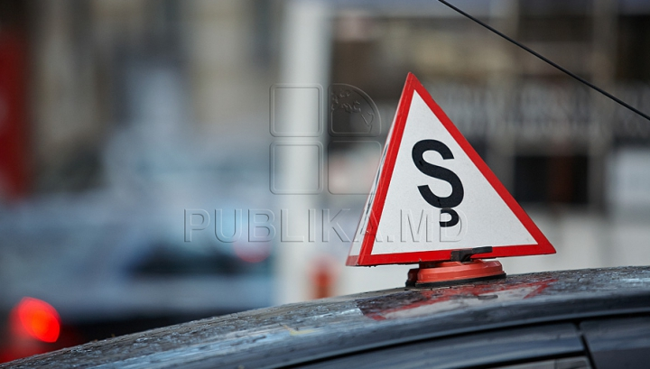 Inspector auto de stat, implicat într-un ACCIDENT. Şoferul nu este de acord cu ce spun martorii