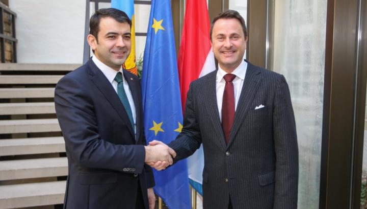 PREMIERĂ! Un prim-ministru luxemburghez va vizita Moldova