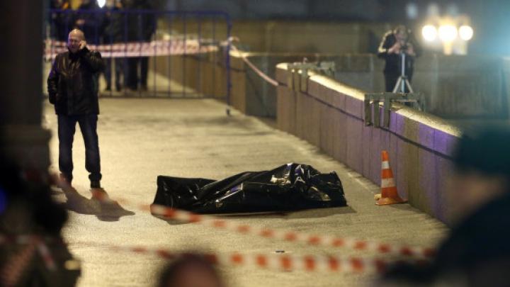 Suspecţii asasinării lui Boris Nemţov au fost inculpaţi pentru OMOR la COMANDĂ