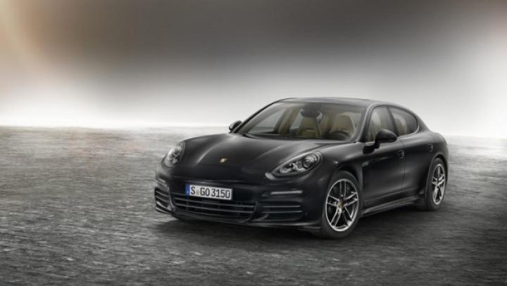 """Porsche a creat ediția """"Edition"""" a modelului Panamera, disponibilă în trei variante"""