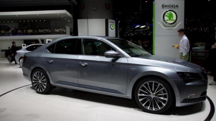 GENEVA 2015: Skoda a prezentat a treia generație a modelului Superb