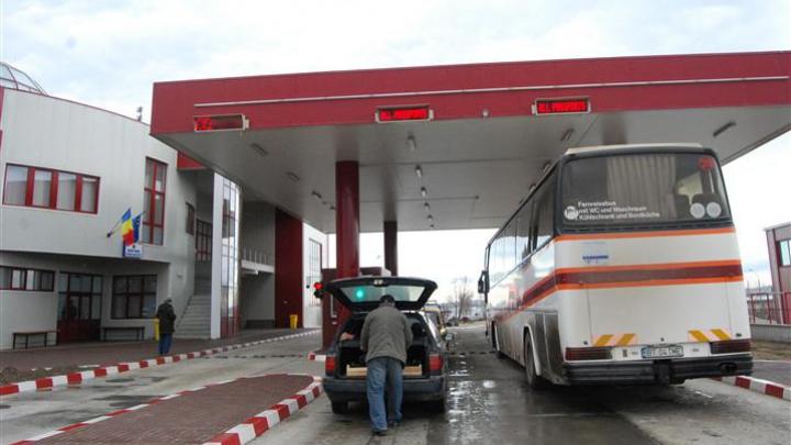 Păţania unui bărbat cu dublă cetăţenie la punctul de trecere a frontierei Stânca (FOTO)