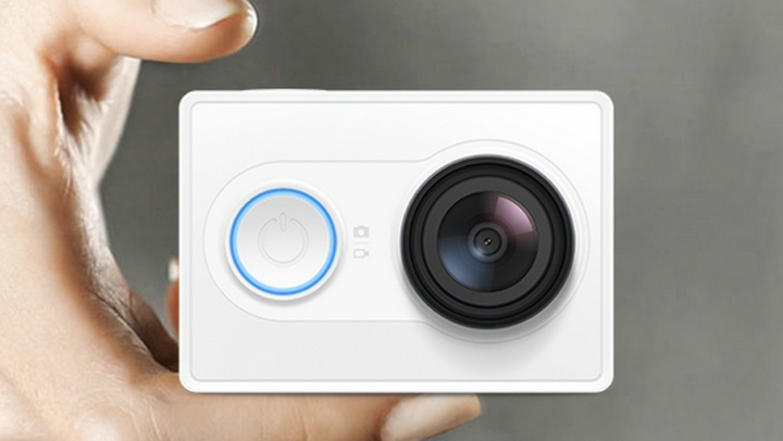 Chinezii au lansat o cameră foto care va rivaliza cu modelele GoPro