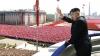 Sărbătoare pe timp de foame! Nord-coreenii celebrează nașterea fondatorului statului, Kim II-sung