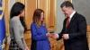Revista presei: Petro Poroşenko i-a acordat cetăţenia Ucrainei unei jurnaliste din Rusia