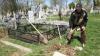"""Furnicar de oameni la cimitirul """"Sfântul Lazăr"""". Toţi se pregătesc să-şi comemoreze morţii"""