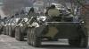 Rusia furnizează tehnică militară pentru separatiştii proruşi din estul Ucrainei