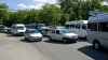 HAOS pe o stradă din Capitală. Circulaţia rutieră a fost blocată pentru câteva ore (VIDEO)