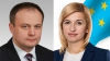 Irina Vlah, după întâlnirea cu Andrian Candu: Cred că vom avea susţinere