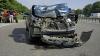 ACCIDENT cu implicarea a două maşini la Ungheni. Mai multe persoane au ajuns la spital