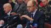 Anunţul premierului Iaţeniuk privind incendiile de vegetaţie care au cuprins Ucraina