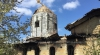 Imagini APOCALIPTICE de la biserica din Telenești mistuită de FLĂCĂRI (FOTOREPORT)