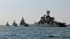 Nave militare traversează largul coastelor Marii Britanii. Încotro se îndreaptă flota rusească