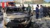 O maşină-capcană a sărit în aer lângă consulatul SUA din nordul Irakului