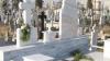 Rude STUPEFIATE! Un mormânt a dispărut din cimitirul de pe strada Armenească