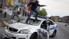Violenţe fără precedent în SUA! Guvernatorul statului Maryland a apelat la ajutorul Gărzii Naţionale