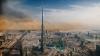 Imagini IMPRESIONANTE! Un fenomen natural a pus stăpânire pe Dubai (VIDEO)