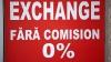 CURS VALUTAR: Leul îşi păstrează poziţia în raport cu moneda unică europeană