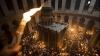Creştinii, în aşteptarea MIRACOLULUI. Ce riscă omenirea dacă Focul Haric NU se va aprinde