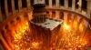 Miracol la Ierusalim: FOCUL HARIC S-A APRINS. Când va ajunge în țara noastră
