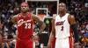 Cleveland Cavaliers a ieşit victorioasă din partida cu Miami Heat