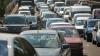 Nici că-i pasă! Cum a fost surprins un șofer pe o stradă din capitală (VIDEO)