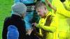 Originalitate pe terenul de fotbal! Gestul EMOŢIONANT prin care şi-a surprins iubita un fotbalist de la Rostov