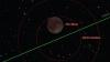 CHIAR ÎN ACEST MOMENT are loc o eclipsă de Lună. În ce regiuni ale Globului este vizibilă (VIDEO)