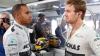 """Tensiuni în echipa Mercedes de Formula 1! Rosberg îl acuză pe Hamilton de """"lenevie"""""""