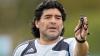 """Maradona marchează """"golul păcii"""" şi îl jigneşte pe Sepp Blatter"""