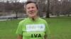 Sfidează VÂRSTA şi BOALA. Povestea celei mai curajoase participante la maratonul de la Londra