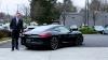 Nebunie în trafic! Şoferul unui Porsche devine un pericol public (VIDEO)