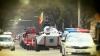 (VIDEO) Paradă fără precedent, în Capitală. Pompierii şi salvatorii îşi etalează echipamentul