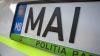 POZA ZILEI! Un trecător a fotografiat ce s-a întâmplat cu mașina Poliției în mijlocul intersecției