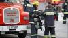 PANICĂ şi FOC în Capitală. O casă din sectorul Buiucani a fost cuprinsă de flăcări (FOTO)