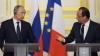 Hollande îi cere lui Putin să avanseze în aplicarea acordurilor de pace de la Minsk